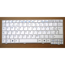 Teclado Repuesto Acer Aspire One Mini Blanco Zg5 D150 Con Ñ