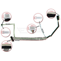 Cable Flex Nuevo Para Lcd 15.4 Compaq C700 Hp G7000