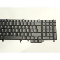 Teclado Dell Latitude E6520 E5520 E5530 E6520 Negro Español