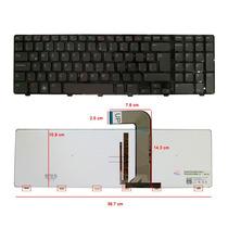 Teclado Dell Inspiron 17r N7110 N5110 Vostro 3750 Original