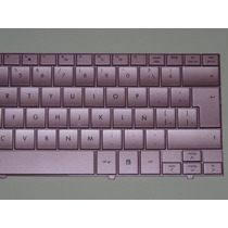 Teclado Hp Mini 110 Series Rosa En Español En Outlet_96