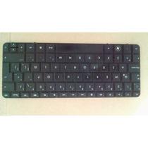 Teclado Orginal Hp Mini 110-3700la Seminuevo