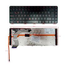 Teclado Hp Envy 14 Beats Edition Series 14-1000 14-1100 Rojo