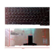 Teclado Lenovo Ideapad S10-3 Negro