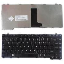 Teclado Toshiba A200/a215/a205/2010 Negro En Español Outlet
