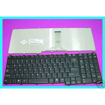 Teclado Toshiba Satellite P200 P205 X205 P300 A500 L500 P500