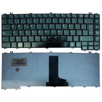 Teclado Toshiba L600, L630, L640, L645, L645d, C600d Css
