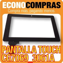 Touch Tablet China 7 Universal Flex Cg7069_3061a 100% Nuevo
