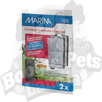 Cartucho De Carbón Y Zeolita Para Filtro Marina I25 Au1