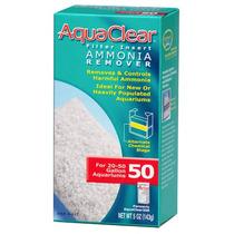 Repuesto Removedor Amoniaco Para Filtro Aquaclear 50