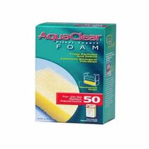 Repuesto Para Filtro Externo, Aqua Clear Esponja 200 + Kota