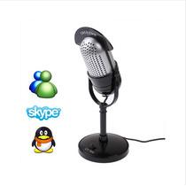 Micrófono 3.5mm Dinámica C Multimedia Profesional