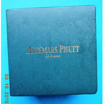 Audemars Piguet Le Brassus Estuche Original Fotos Reales
