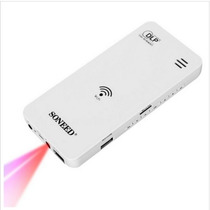 Wireless Wifi Mini Proyector De Cine C Multimedia