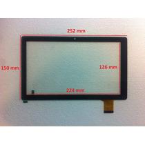 Touch Tablet 10.1 Rca Trio Stealth G Flex:zp9193-101