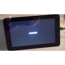 Tablet Philips Para Refacciones Display, Touch Y Bat $600.00