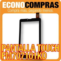 Touch Tablet China 7 Universal Flex Fm707101kd 100% Nuevo!!