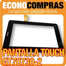 Touch Tablet China 7 Universal Flex Gt70730-2 100% Nuevo!!!