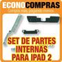 Set De Partes Internas Para Ipad 2 100% Nuevas