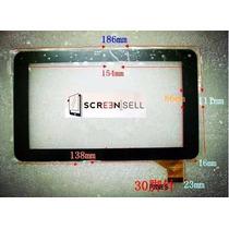 Touch De Tablet Iview Suprapad 754-tpcii Flex 070-202-1 288