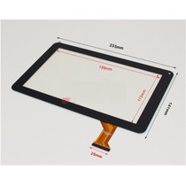 Touch Tablet China Zeepad 9¿ Flex Hn-0901a1-fpc01-01 Cod32