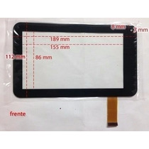 Touch D Tablet Tech Pad Mod Xtab-781+ 7 Flex Hh Joinet Cod03