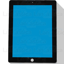 Touchscreen Ipad 4 Pantalla Digitalizador Cristal Original