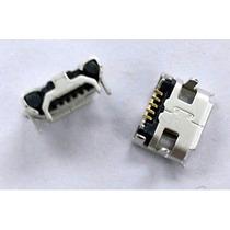 5 Piezas Conector Micro Usb 5 Pines Tipo B