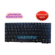Teclado Acer One Zg5 A110 A150 D250 Negro Original Español