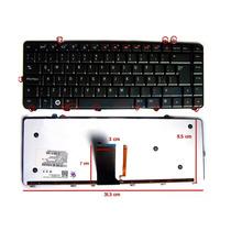 Teclado Dell Studio 1555 1557 1515 En Español Nuevo Backlit