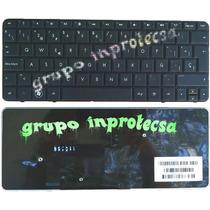 Teclado Laptop Compaq Mini 110 1100la Negro En Español Mmu