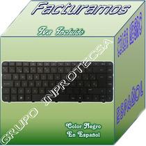 Teclado Hp Pavilion Cq45 Compatible Con 646125-161 Español