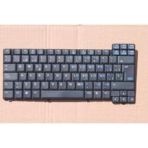 Teclado Hp Compaq Nc6000 Negro En Español