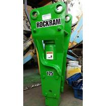 Martillo Hidraulico Rockram 125 Para Retroexcavadora