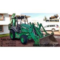 Retroexcavadora Case 580 N 2011 4x4 Con Extension