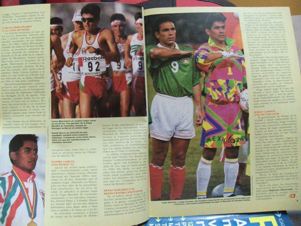¿Cuánto mide Jorge Campos? (El Brody) - Real height Revista-ilustradohugo-sanchez-jorge-campos-mercenario-etc-481801-MLM20406835793_092015-F