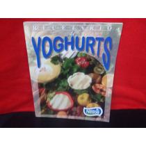 Recetario De Yoghurts, Industrias Alimenticias Club, México.