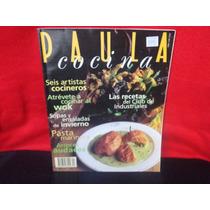 Paula Cocina, Editora Mexicana De Publicaciones, México.