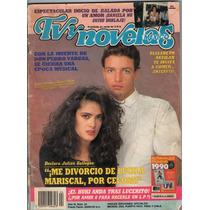 Salma Hayek Y Rafa Rojas Revista Tv Y Novelas 1990