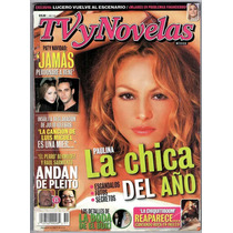 Paulina Rubio Tv Y Novelas 2001 Anahi