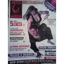 Artes Marciales #12, Ed 2002.