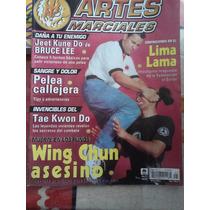 Artes Marciales #21, Ed 2002.