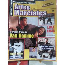 Artes Marciales #1, Ed 2002.