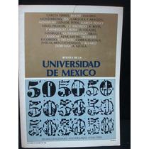 Revista De La Universidad De México, Vol. Xxxv: Núm. 2-3