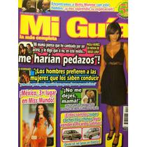 Paola Nuñez Revista Mi Guia