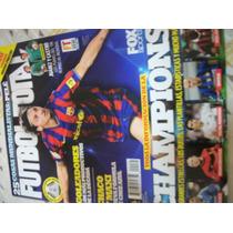 Revista Fútbol Total Champions 2010 Goleadores Década Hm4