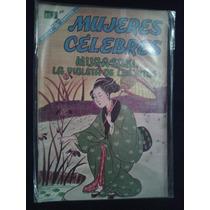 Murasaki En: Mujeres Celebres No.86 Año-1968