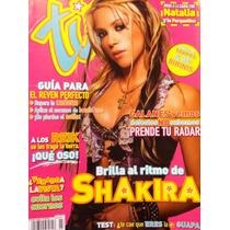 Shakira Reik Revista Tu