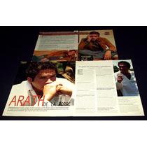 Arath De La Torre Lote De Coleccion De Recortes De Revistas