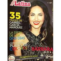 Barbara Mori Revista Vida Latina Usa